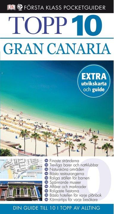 bokomslag Gran Canaria - Topp 10