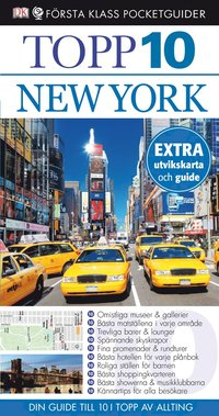 bokomslag New York - Topp 10