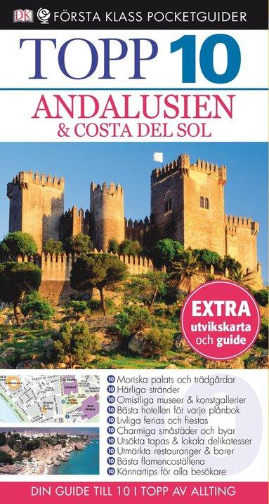 bokomslag Andalusien & Costa del Sol