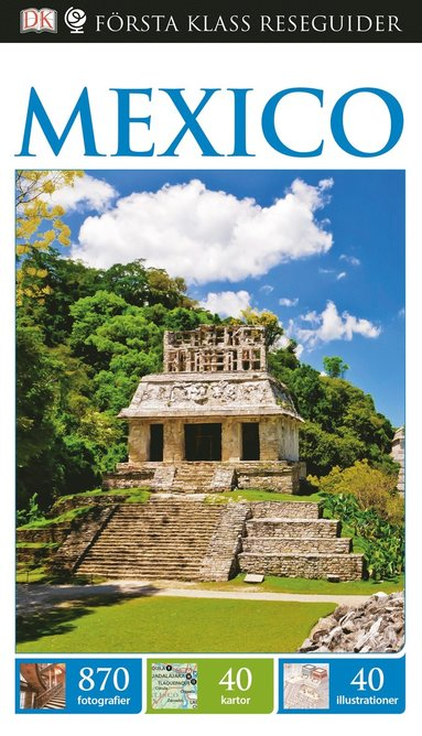 bokomslag Mexico - Första Klass