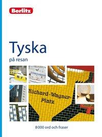bokomslag Tyska på resan