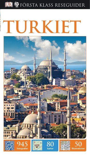 bokomslag Turkiet - Första klass