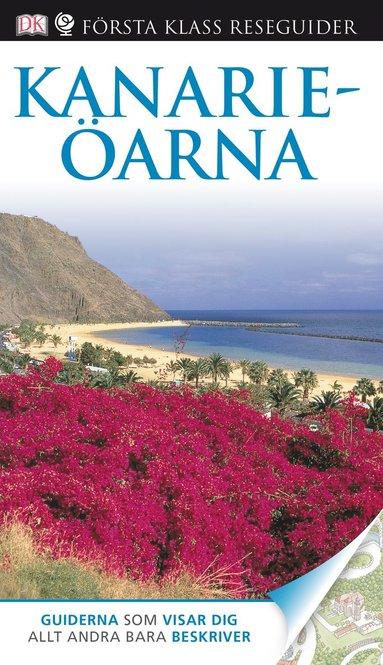 bokomslag Kanarieöarna - Första Klass
