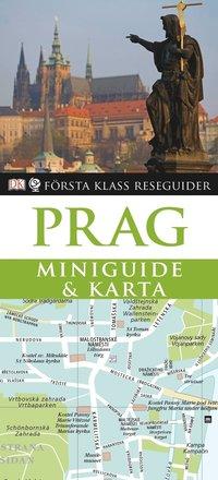 bokomslag Prag - Miniguide & Karta
