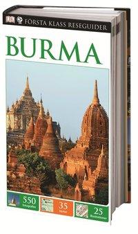 bokomslag Burma - Första klass