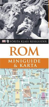 bokomslag Rom - Miniguide & Karta