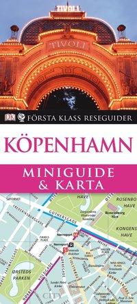 Köpenhamn - Miniguide & Karta