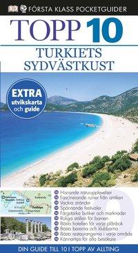bokomslag Turkiets sydvästkust - Topp 10