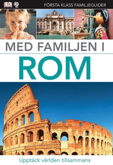 bokomslag Med familjen i Rom