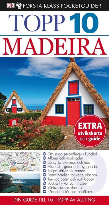 bokomslag Madeira - Topp 10