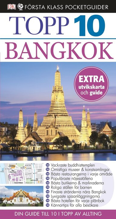 bokomslag Bangkok - Topp 10