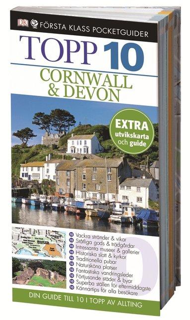 bokomslag Cornwall & Devon - Topp 10