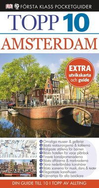 bokomslag Amsterdam - Topp 10