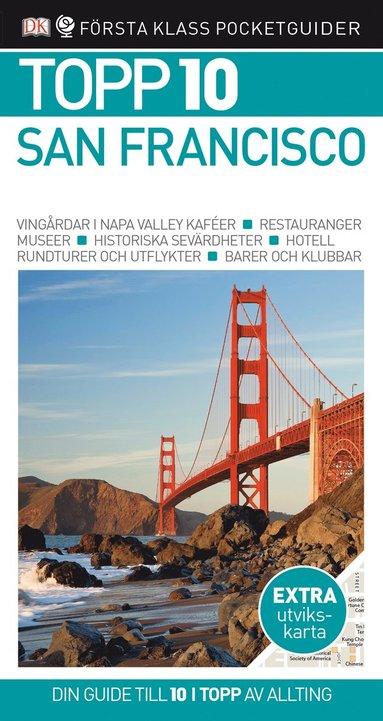 bokomslag San Francisco - Topp 10