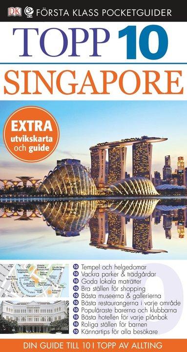 bokomslag Singapore - Topp 10