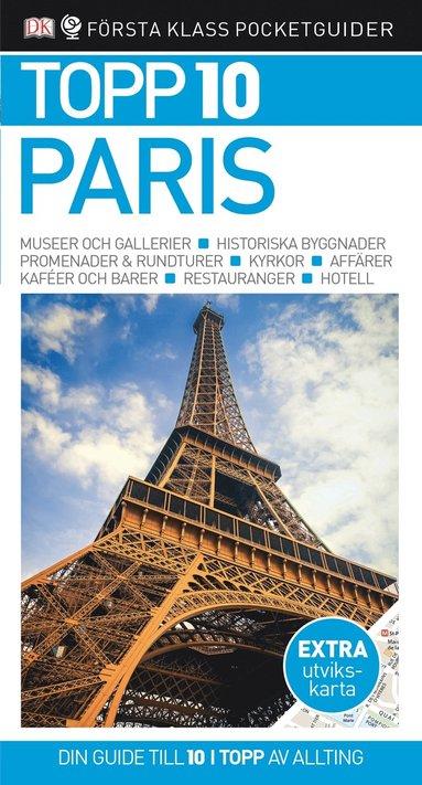 bokomslag Paris - Topp 10