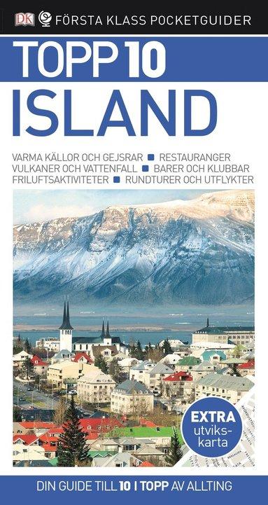 bokomslag Island - Topp 10