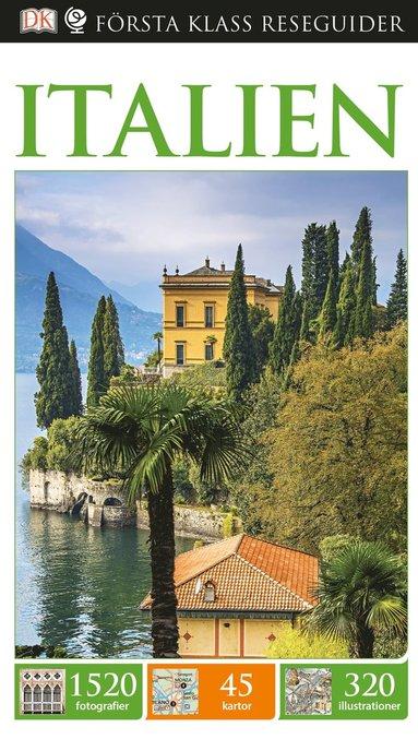bokomslag Italien - Första Klass