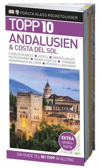 bokomslag Andalusien & Costa del Sol - Topp 10