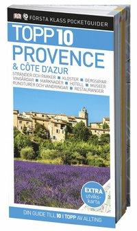 bokomslag Provence - Topp 10