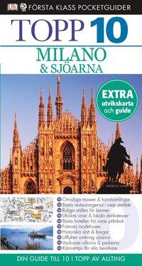 Milano & sjöarna - Topp 10