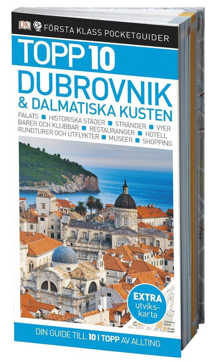 Dubrovnik & dalmatiska kusten  - Topp 10 1