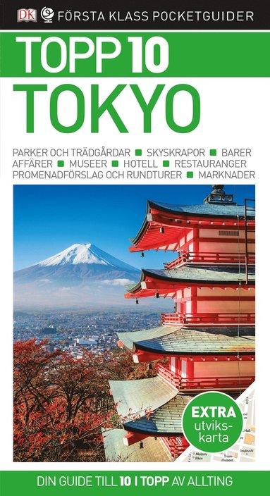bokomslag Tokyo - Topp 10