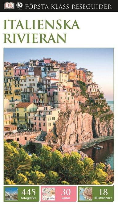 bokomslag Italienska rivieran - Första Klass