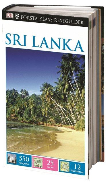 bokomslag Sri Lanka - Första klass