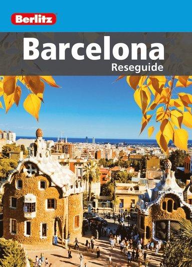 bokomslag  Barcelona - Berlitz