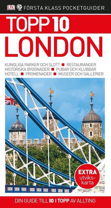 bokomslag London - Topp 10