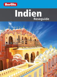bokomslag Indien - Berlitz