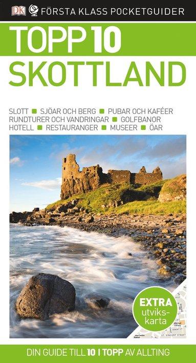 bokomslag Skottland - Topp 10