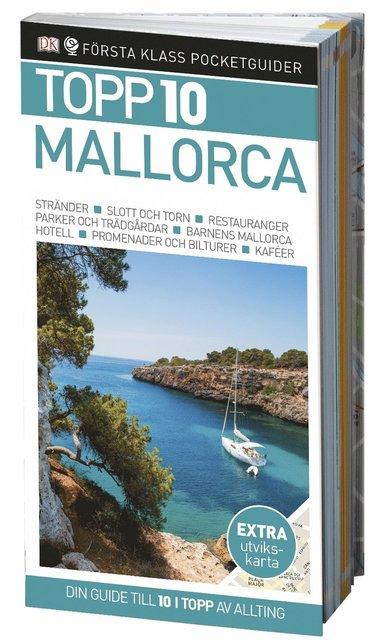 bokomslag Mallorca  - Topp 10