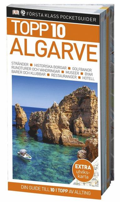 bokomslag Algarve - Topp 10