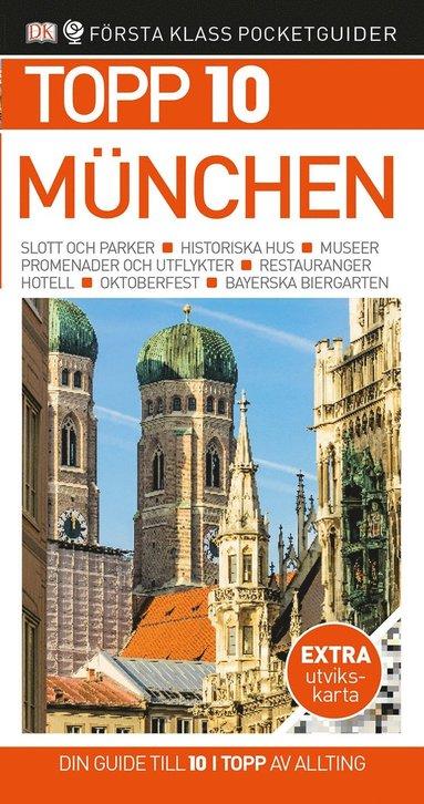bokomslag München - Topp 10