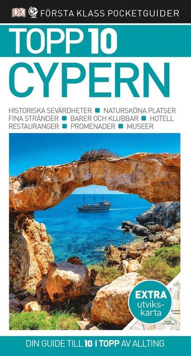 bokomslag Cypern - Topp 10