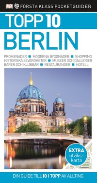 bokomslag Berlin - Topp 10