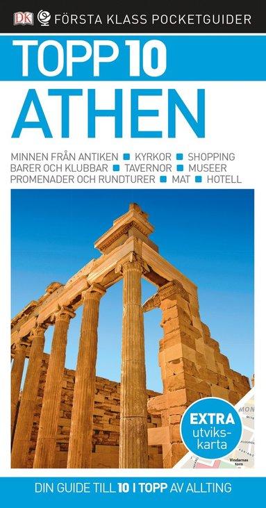 bokomslag Athen - Topp 10