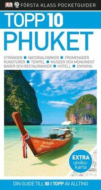 bokomslag Phuket - Topp 10
