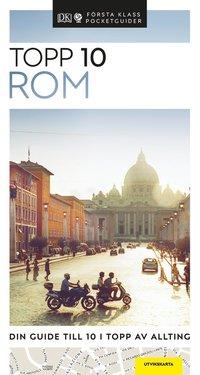 bokomslag Rom - Topp 10