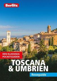 bokomslag Toscana & Umbrien - Berlitz