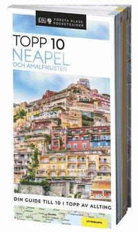 bokomslag Neapel & Amalfikusten - Topp 10