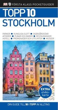 bokomslag Stockholm - Topp 10