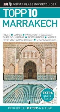bokomslag Marrakech - Topp 10
