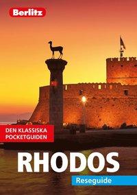 bokomslag Rhodos - Berlitz