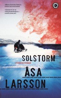 bokomslag Solstorm
