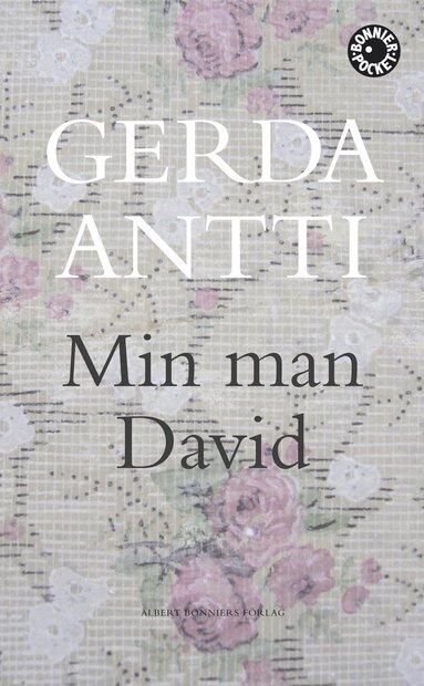 bokomslag Min man David