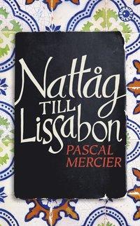 bokomslag Nattåg till Lissabon