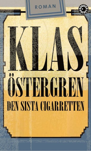 bokomslag Den sista cigarretten